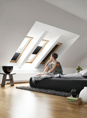 ggl 73 okno dachowe velux gold. Black Bedroom Furniture Sets. Home Design Ideas